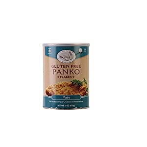 Jeff Nathan Creations Chef Gourmet Panko Plain Gluten Free, 15 Ounce