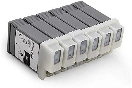 DYJXG Cartucho de Tinta PFI-105 Compatible iPF 6300S / 6350S Plotter Pigment Ink (Tinta pigmentada)-G: Amazon.es: Electrónica
