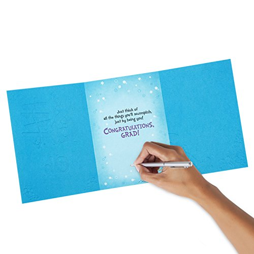 Hallmark Graduation Greeting Card (Dr. Seuss Oh, The Places You'll Go) Photo #4