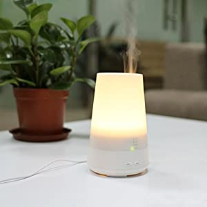 Esunshine® LED USB Ultrasonic Essential Oil Air Humidifier Aroma Therapy Diffuser Atomizer
