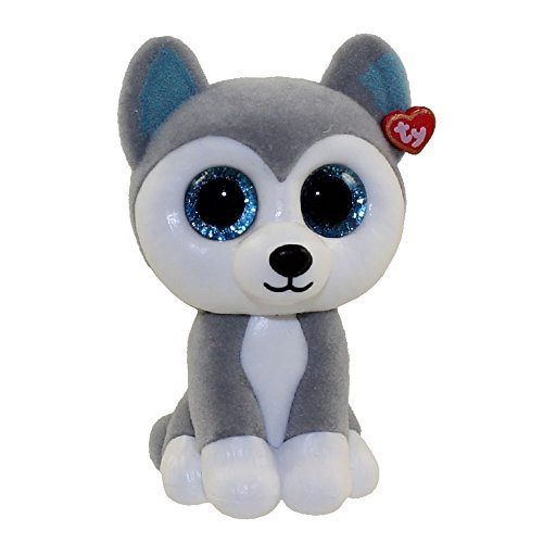 TY Beanie Boos - Mini Boo Figure - SLUSH the Husky (2 ()