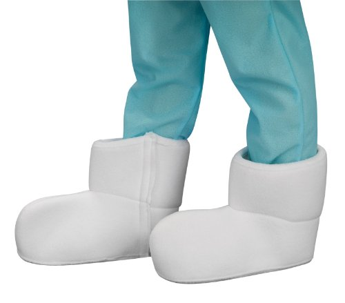 Kids Smurf Shoe Covers
