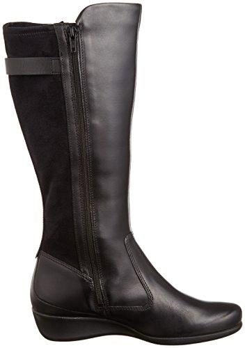 Black ECCO Women's Chelsea Abelone Boots pqwPqI0gY