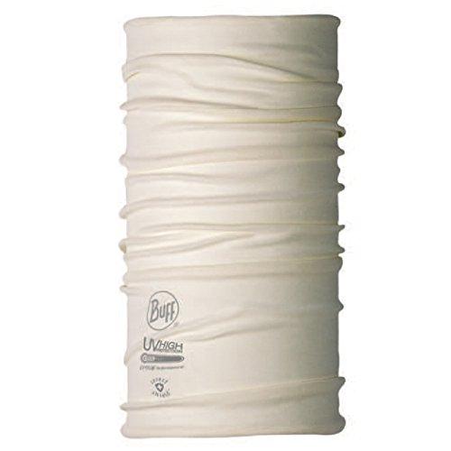 BUFF Unisex UV Multifunctional Headwear Insect Shield, Cru, OSFM