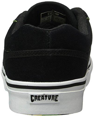C1RCA Gravette - Zapatillas Unisex adulto Negro - Schwarz (Black Creature)