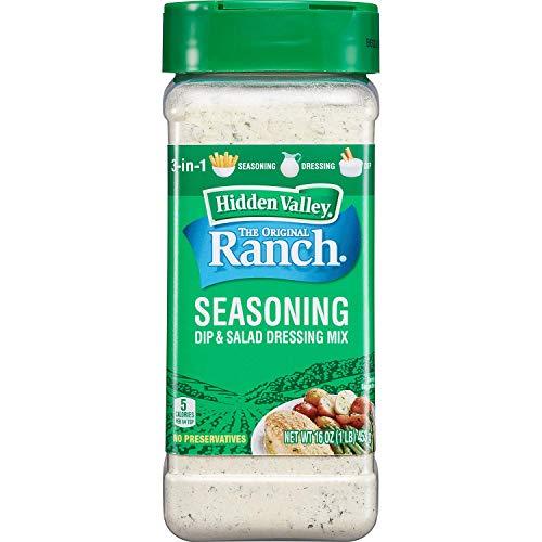 Hidden Valley Original Ranch Ranch Seasoning Mix (16 oz. Canister)