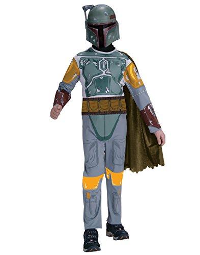 Star Wars Child's Boba Fett Costume, -