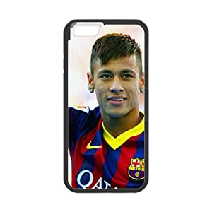 Neymar For iPhone 6 Plus Screen 5.5 Inch Csae protection phone Case ER957202