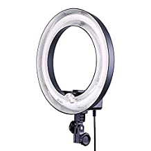Neewer® Camera Photo Video Photographic Lamp Dimmable Ring Fluorescent Flash Light