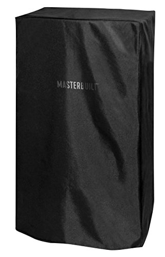 Masterbuilt MB20080210 Electric Smoker Cover, Black