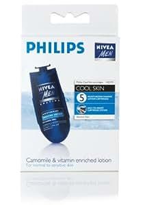 Philips HQ170/03 - Loción de afeitado NIVEA para afeitadoras Philips Cool Skin