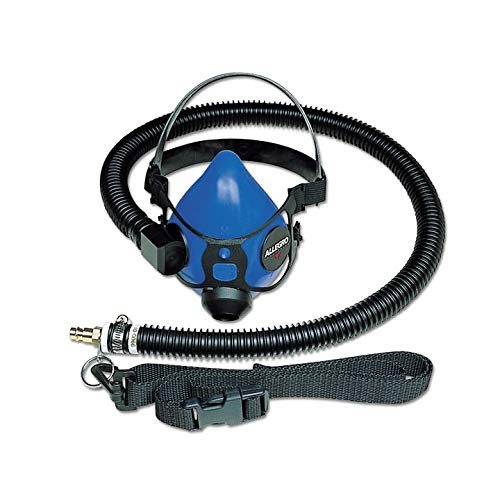 Allegro Industries 9920 Half Mask Constant Flow Supplied Air Respirator, Standard