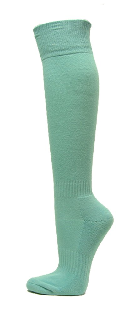 Couver Unisex Knee High Sports Cushioned Athletic Baseball Softball Hockey Socks BS70-1