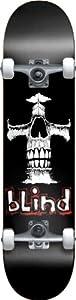 Blind Eternal Cross Complete Skateboard, Black, Full 7.8 from Dwindle Distribution