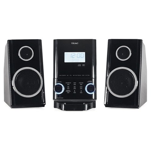 Ipod Docking Station With Cd Player - Teac Hi-Fi Speaker System with iPod/iPhone Dock