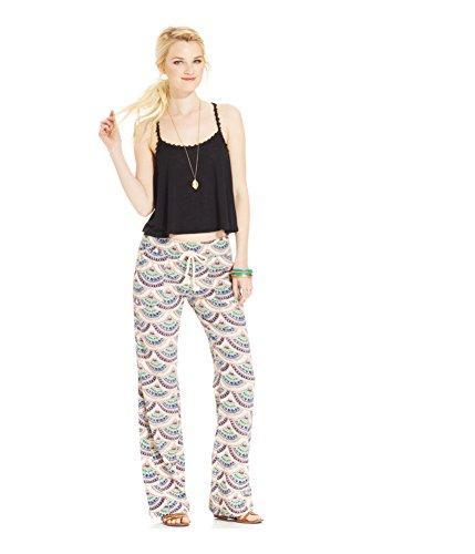 Roxy-Womens-Oceanside-Printed-Casual-Lounge-Pants