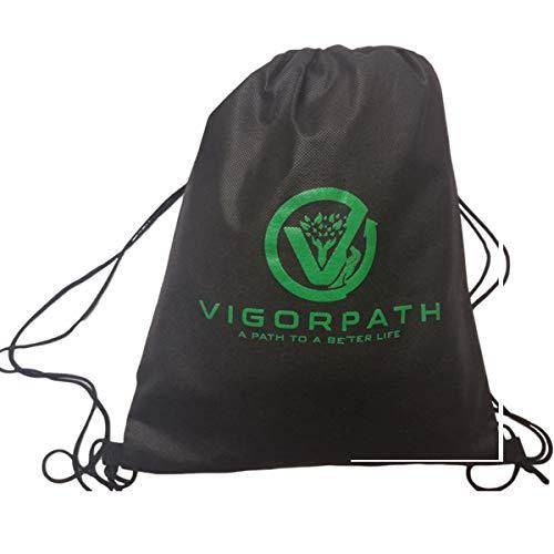 Ultimate Healthy Snacks Sampler (Including Larabar, Sahale & PUR Gum) Variety Pack of 30 with free Vigor Path Bag by VIGOR PATH (Image #6)