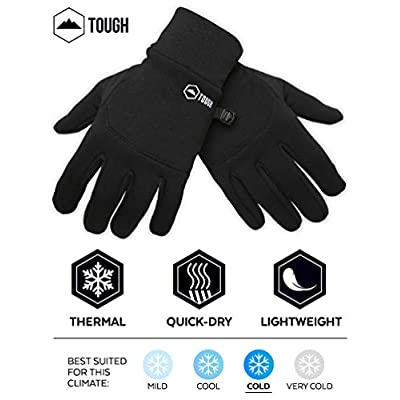 Tough Touchscreen Running Sports Gloves