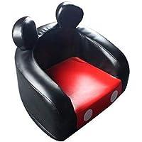 Sofa pour Enfants Cartoon bébé Mini Fauteuil, Siège Canapé Simple, des sièges Confortables, Convient pour 1-4 Ans garçons et Filles âgés, 42 × 36 × 43cm