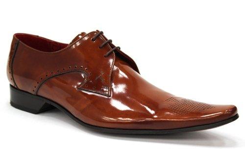 Jeffery West Spade chaussure de ville homme brun clair