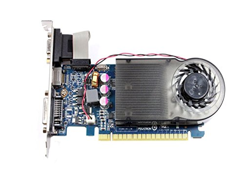 (nVidia GeForce GT530 2GB DVI HDMI VGA PCI-E GDDR3 Video Graphics Card PCI-Express. Dell Part: FH75P, 0FH75P)