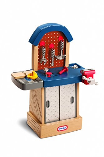 Little Tikes Tough Workshop (Play Workshop)