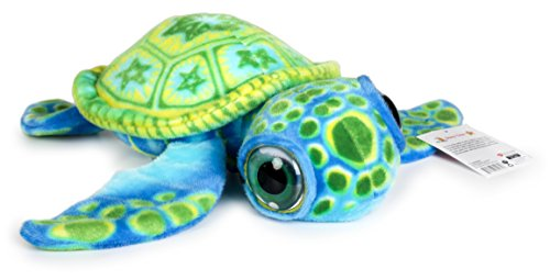 Terrence the Turtle | 18 Inch Baby Big Eye Turtle Stuffed Animal Plush | By Tiger Tale Toys
