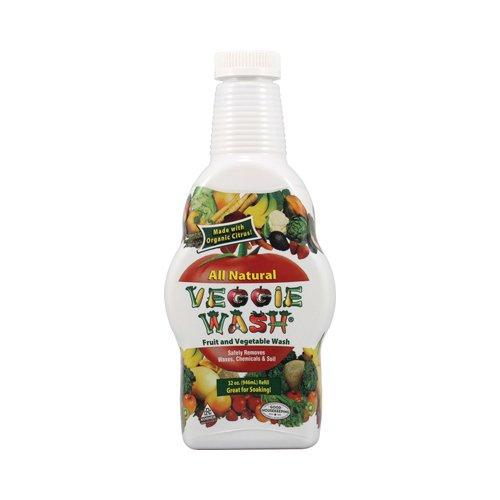 (Citrus Magic All Natural Fruit & Vegetable Wash- Soaker Bottle -- 32 fl oz)
