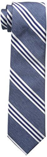 Nautica Striped Tie - Nautica (NAV5C) Men's Bilge Stripe Tie, Navy, One Size