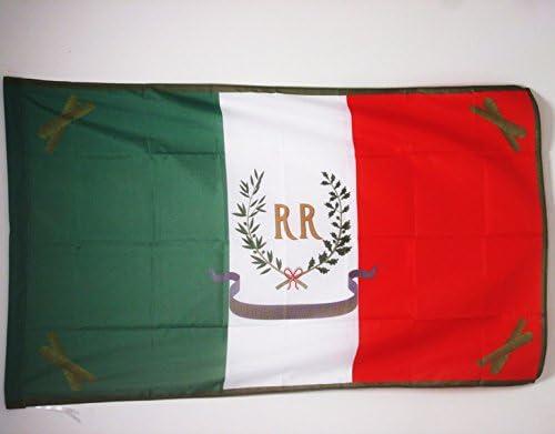 AZ FLAG Bandera Militar DE LA REPÚBLICA Romana 90x60cm para Palo - Bandera Ejercito DE Italia 60 x 90 cm: Amazon.es: Jardín