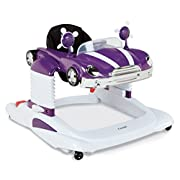 Combi Baby Activity Walker – All-in-One Mobile Activity Center, Entertainer, and Snack Tray