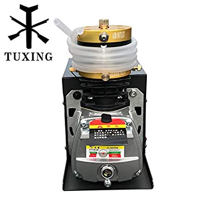 Amazon.com: 110V 60HZ TUXING pcp air compressor 4500psi 300bar: Home Improvement