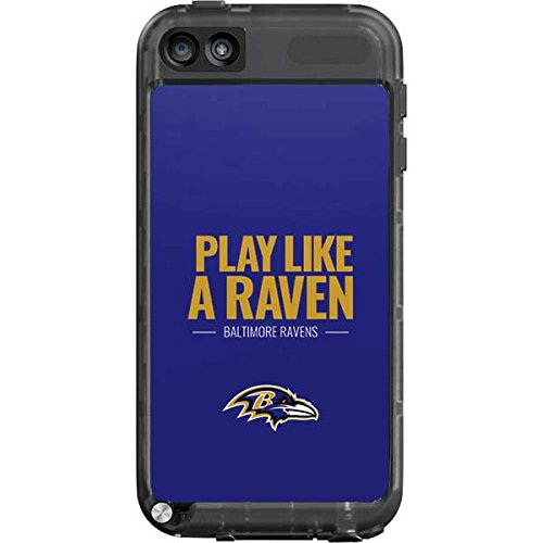 Baltimore Ravens Ipod Skin (Baltimore Ravens LifeProof fre iPod Touch 5th Gen Skin - Baltimore Ravens Team Motto | NFL X Skinit Skin)