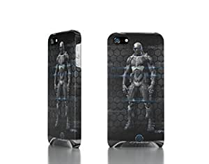 Apple iPhone 4 / 4S Case - The Best 3D Full Wrap iPhone Case - Crysis_Character