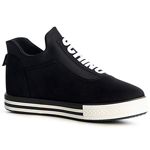 Chaussures Mocassins Noir Topschuhe24 Topschuhe24 Chaussures Femmes Femmes Noir Mocassins 81wq1xY7