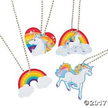 Unicorn Necklaces - 12 ct -