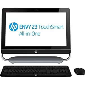 """ENVY TouchSmart 23-d044 23"""" Intel Core i3 i3-3220 3.30GHz 6GB RAM 1TB HDD 64-bit Win8 All-in-One Computer"""
