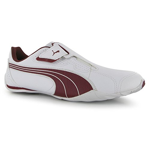 Puma Redon Move, Zapatillas Para Hombre White/Biking Red