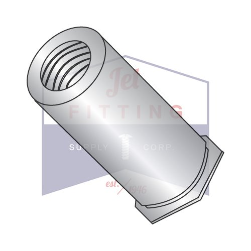 6-4-40X5/8 Self-Clinching Standoffs | 303 Stainless Steel | Fully Threaded (QUANTITY: 1000) by Jet Fitting & Supply Corp
