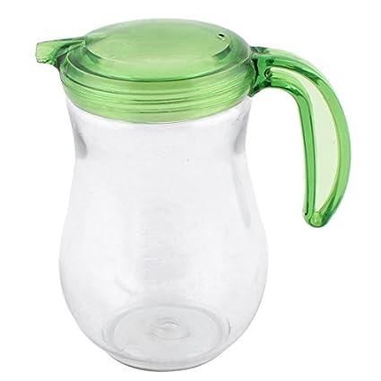 eDealMax hogar de materiales plásticos Vinagre Aceite para cocinar la salsa Hervidor Vinagrera botella de 600