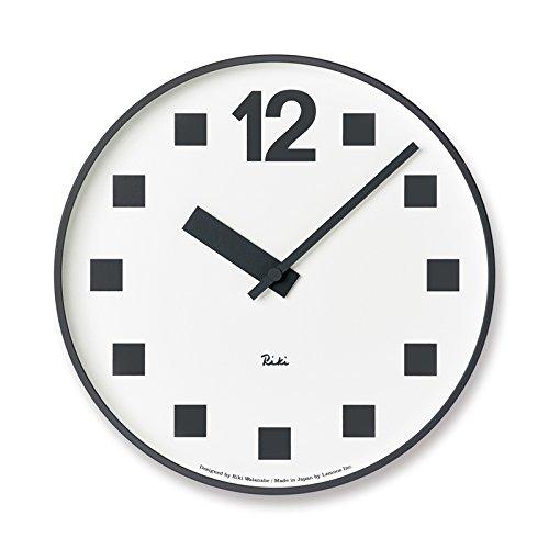 [レムノス] Lemnos RIKI PUBLIC CLOCK (WR17-08) B079FCKT5V WR17-08 WR17-08