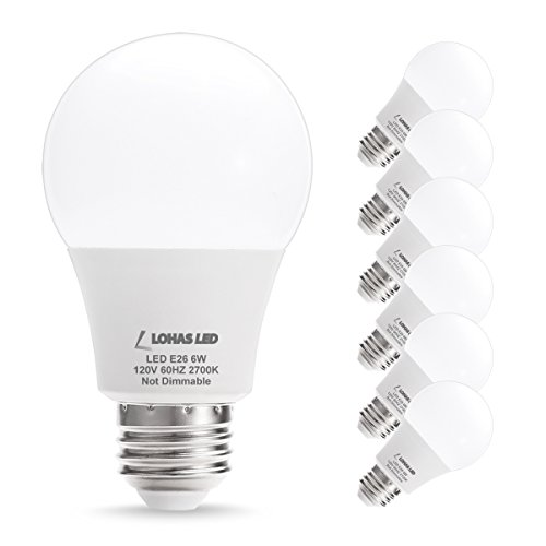 A19 E26 Light Bulb - 9