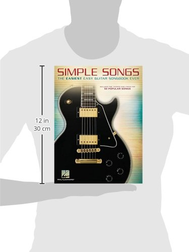 Simple Songs: The Easiest Easy Guitar Songbook Ever: Amazon.es: Hal Leonard Corp: Libros en idiomas extranjeros