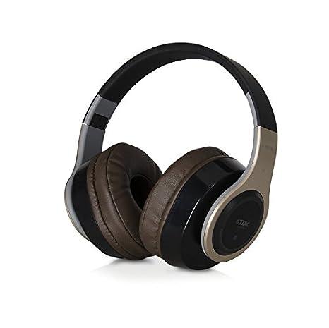 TDK WR780 - Auriculares cerrados inalámbricos negros: Amazon.es: Electrónica