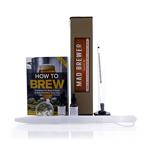 Raise Your Game Mad Brewer Upgrade Assembly - Testing and Fermentation Kit for Advanced Home Brewing by Northern Brewer