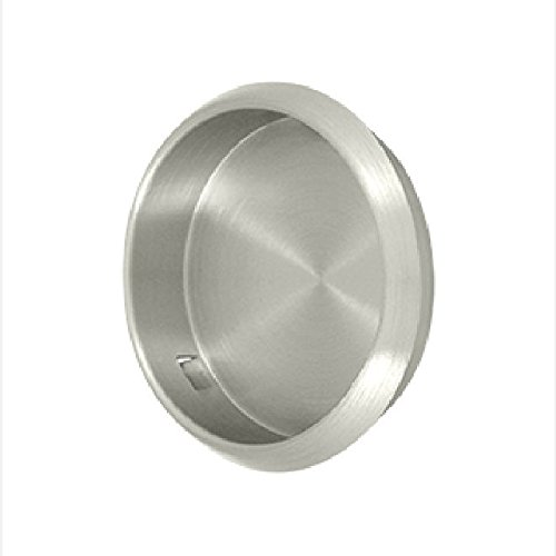 Nickel Accessory Flush Pulls - 6