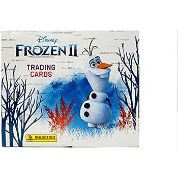 Panini la reine 2 Frozen autocollant /& Cards album de scrapbooking 5 Pochettes Disney