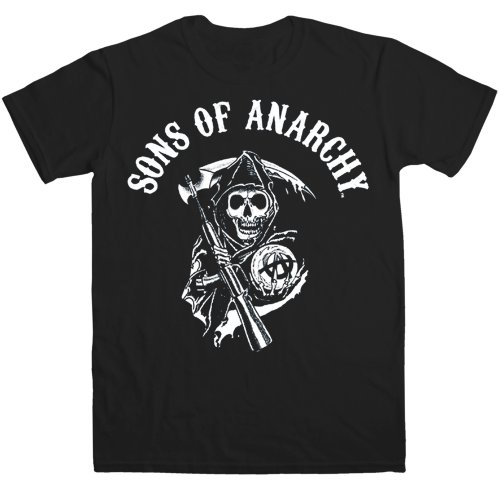 Sons of Anarchy - Logo Shirt