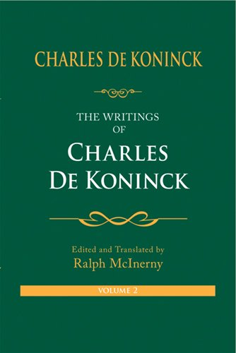 the-writings-of-charles-de-koninck-volume-two