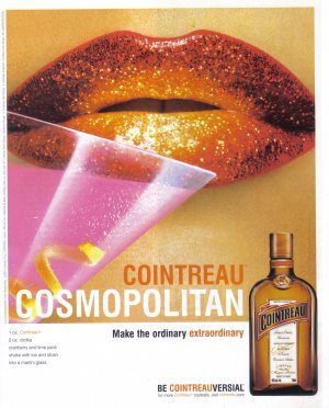 magazine-ad-for-2007-cointreau-cosmopolitan-red-lips-make-the-ordinary-extra